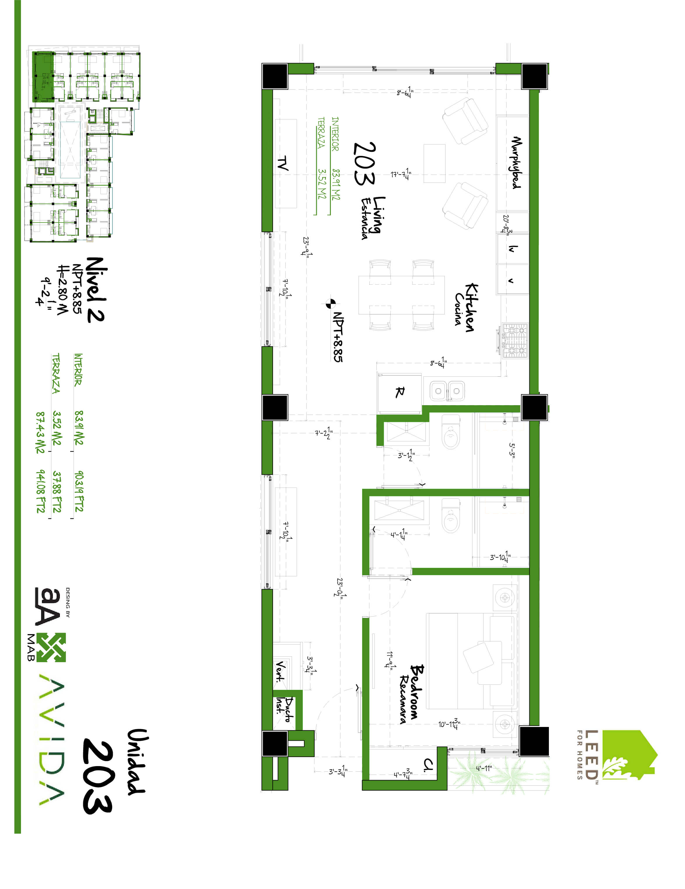 Avida Residences Download Free Schematic 43 Profile